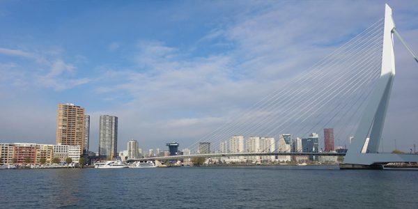 Uitje Rotterdam